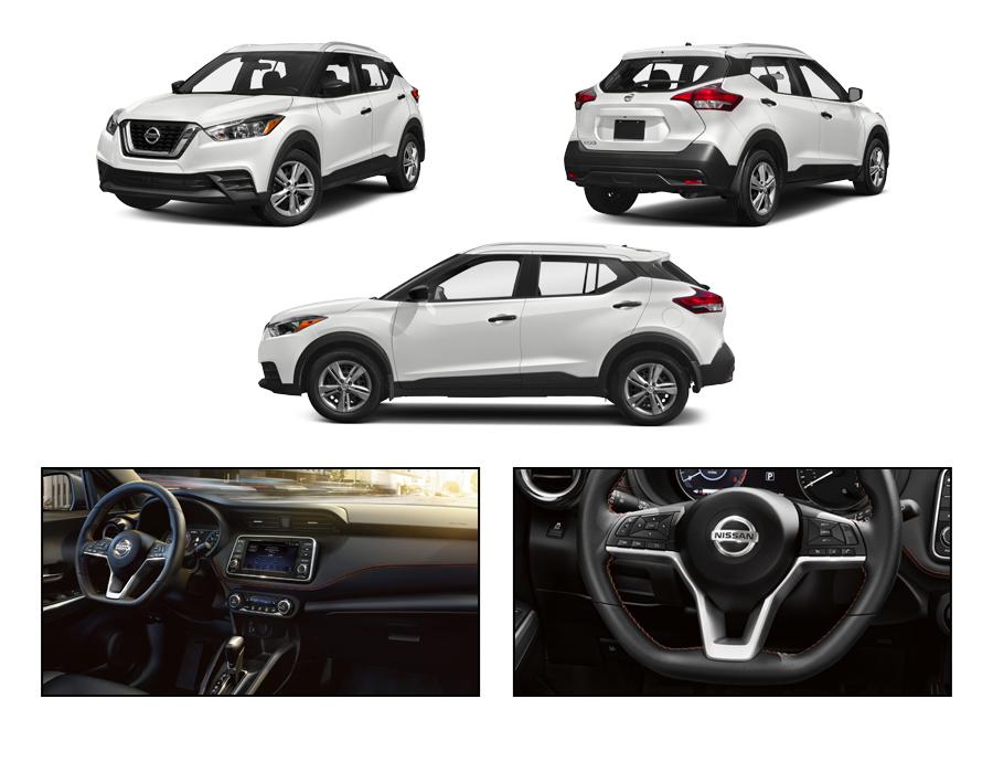 2019 Nissan Kicks Rental Tamaroff Nissan