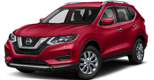 2019 Nissan Rogue FWD S