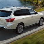 2019 Pathfinder towing