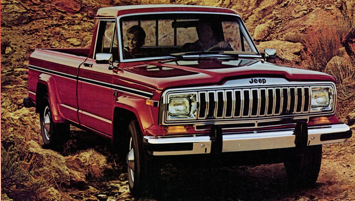 pickup bhp jeep truck ebay