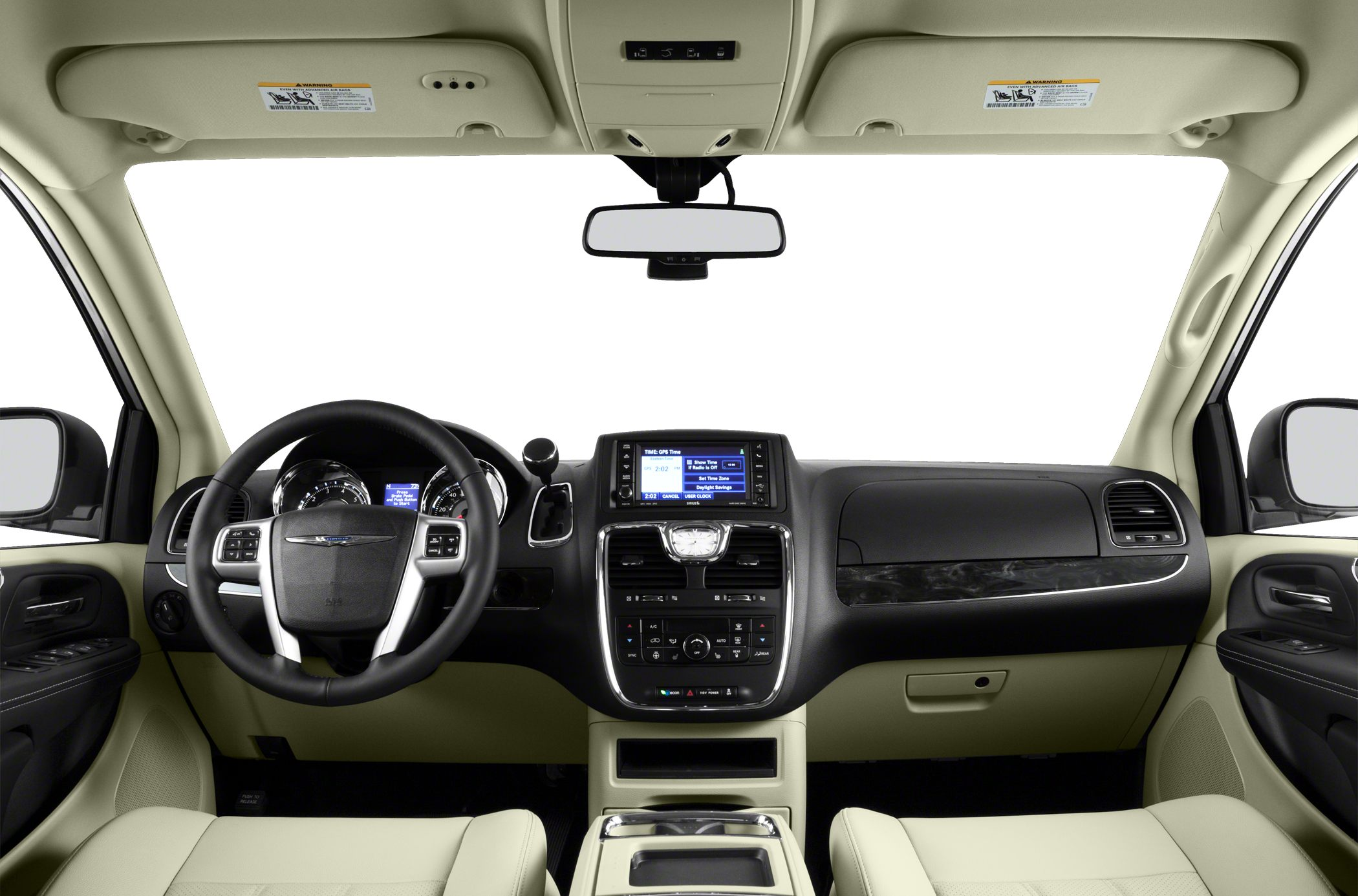 2015-Chrysler-Town-and-Country-Interior