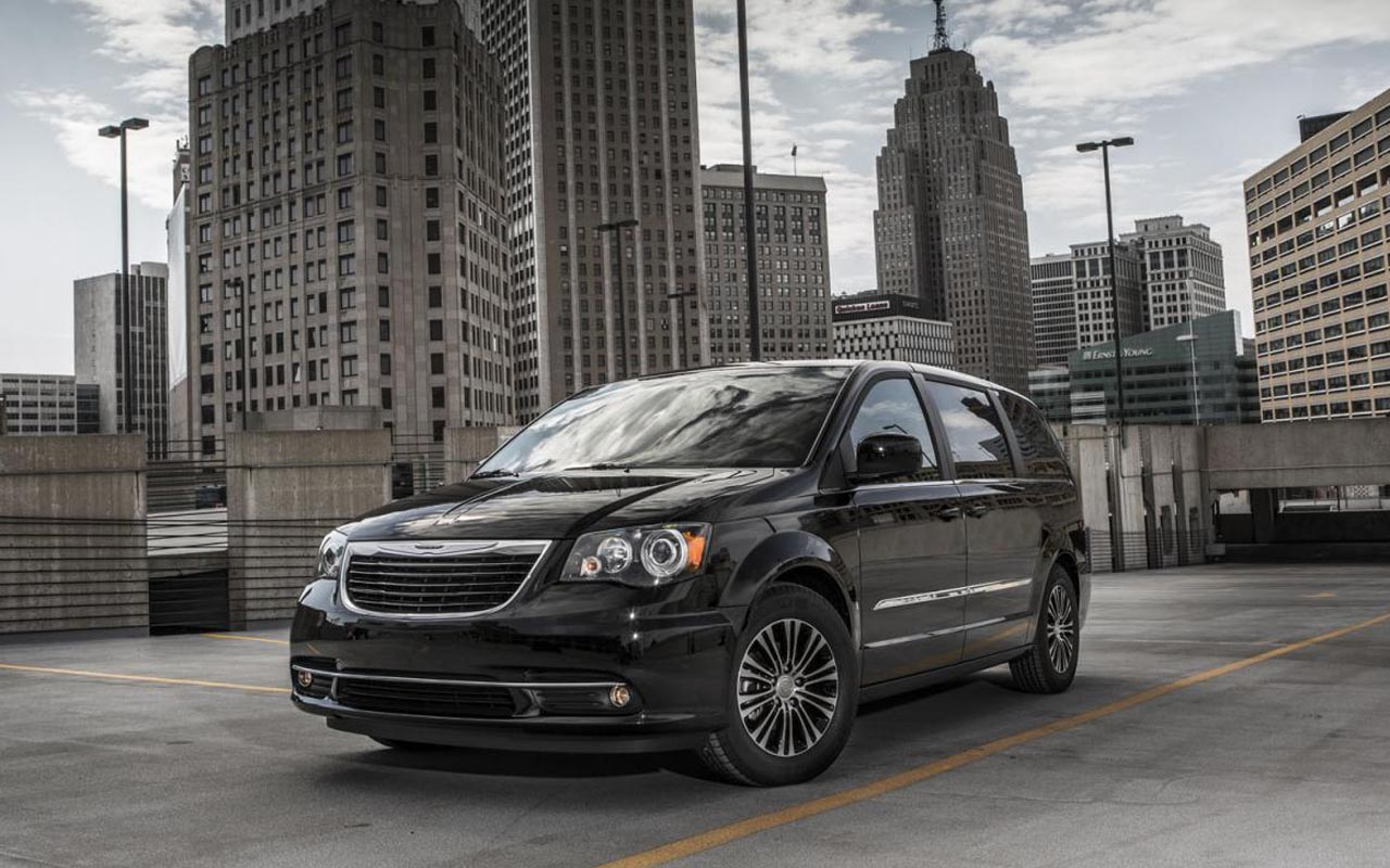 2015 Chrysler Town And Country The Faricy Boys Minivan Large 2