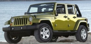 2007 Jeep¨ Wrangler Unlimited