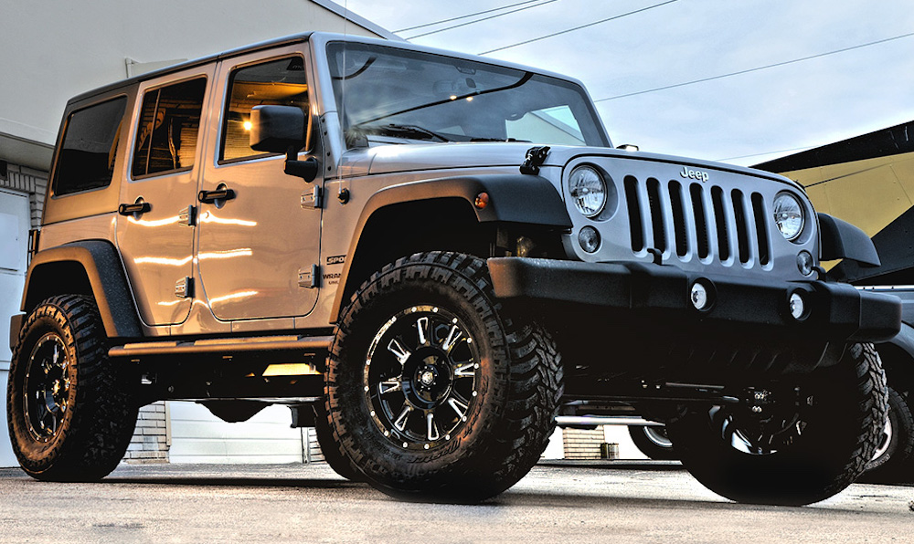 Our Five Favorite Wrangler Modifications
