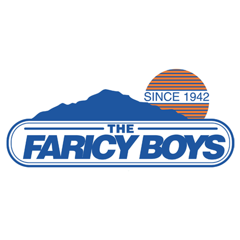 The Faricy Boys Logo