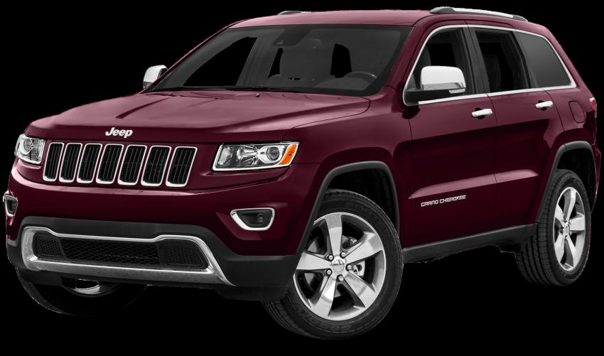 Red 2016 Jeep Grand Cherokee – Colorado Springs, CO