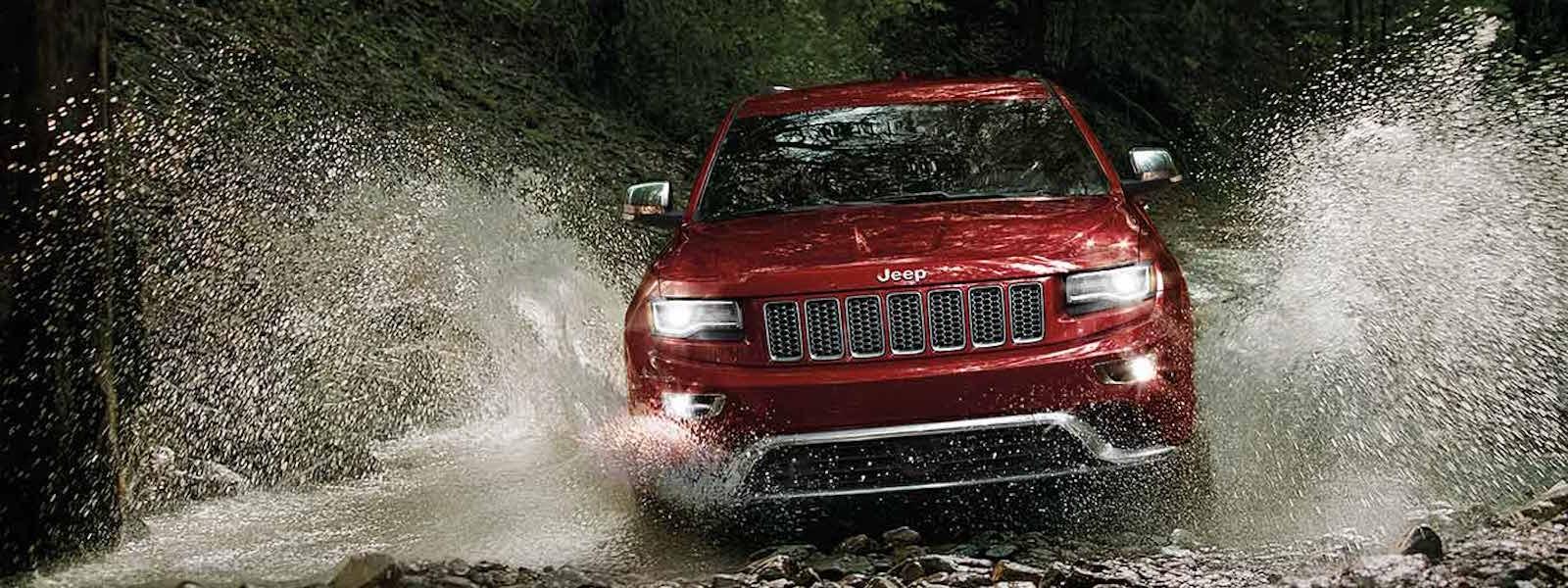 2016 Jeep Grand Cherokee splash performance – Colorado Springs, CO