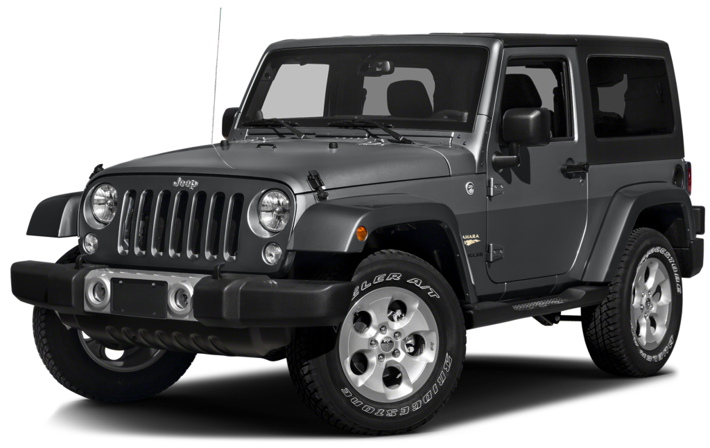 Black 2016 Jeep Wrangler – Colorado Springs, CO