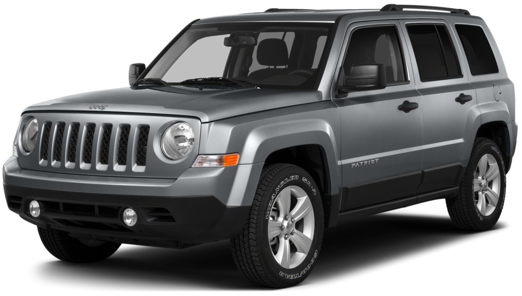 Grey 2016 Jeep Patriot – Colorado Springs, CO