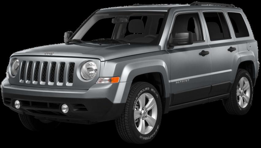 Grey 2016 Jeep Patriot – Colorado Springs, CO