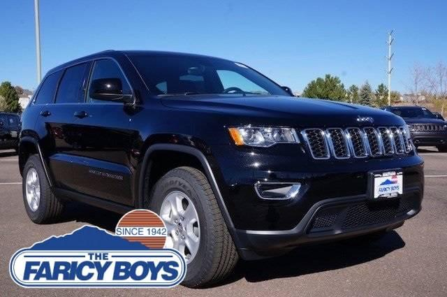 2017 Jeep Grand Cherokee Laredo Lease Special