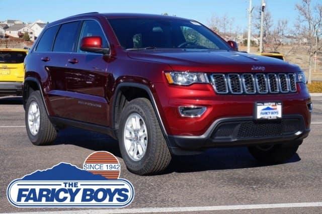 2018 Jeep Grand Cherokee Laredo Lease Special