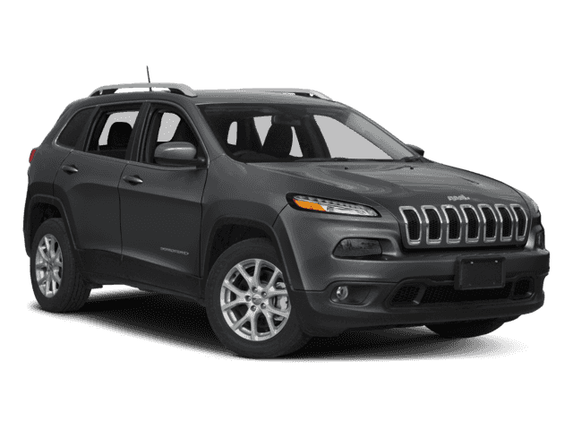 2018 Jeep Cherokee Latitude Plus Lease Special