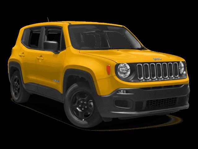 2018 Jeep Renegade Latitude Lease Special