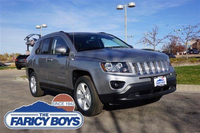 2017 Jeep Compass Latitude Lease Special