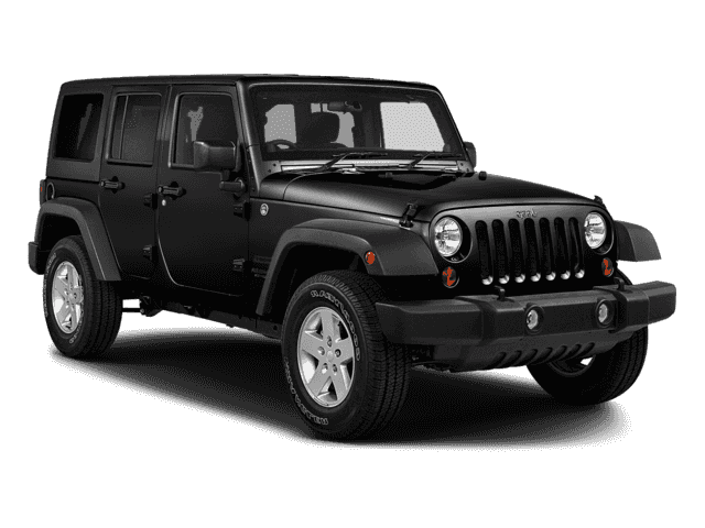2017 Jeep Wrangler Unlimited Sport Lease Special