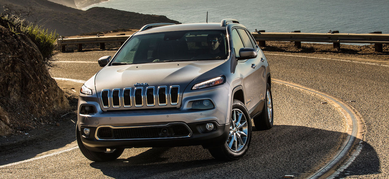 Silver 2014 Used Jeep Cherokee Limited