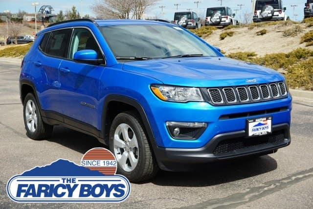 2018 NEW Jeep Compass Latitude Lease Special