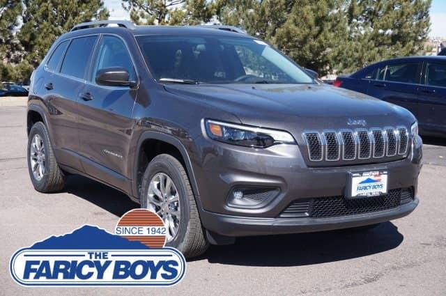 2019 Jeep Cherokee Latitude Plus Lease Special