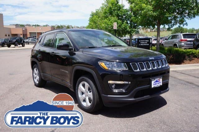 2017 NEW Jeep Compass Latitude Lease Special