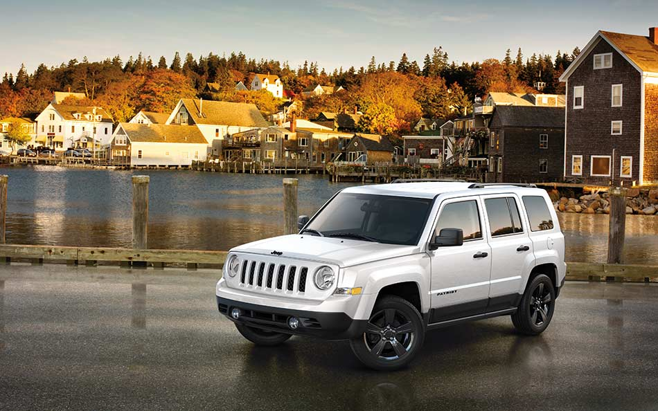 10 Things About the Jeep Patriot You Didn't Know