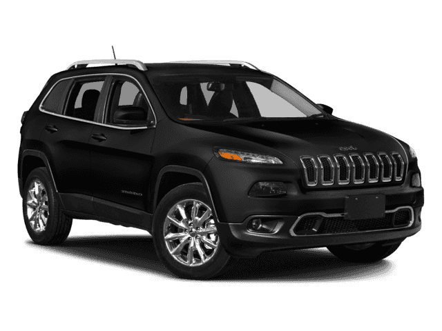 2017 Jeep Cherokee Limited Lease Special
