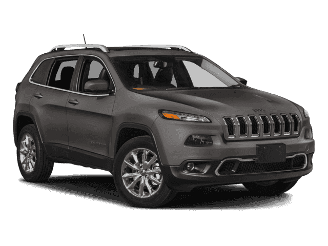 2018 Jeep Cherokee Limited Lease Special
