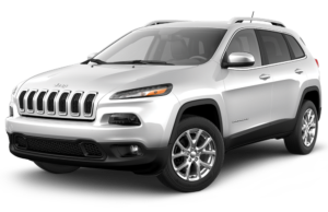White 2017 Jeep Cherokee in Colorado Springs CO.