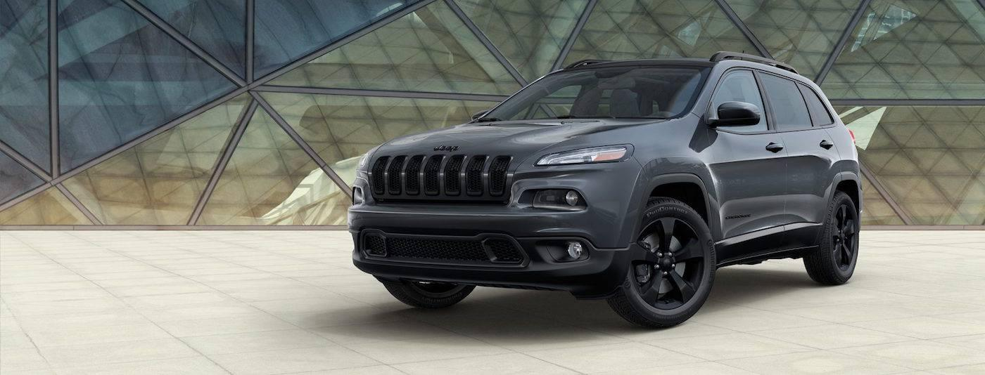2017 Cherokee High Altitude Limited Edition