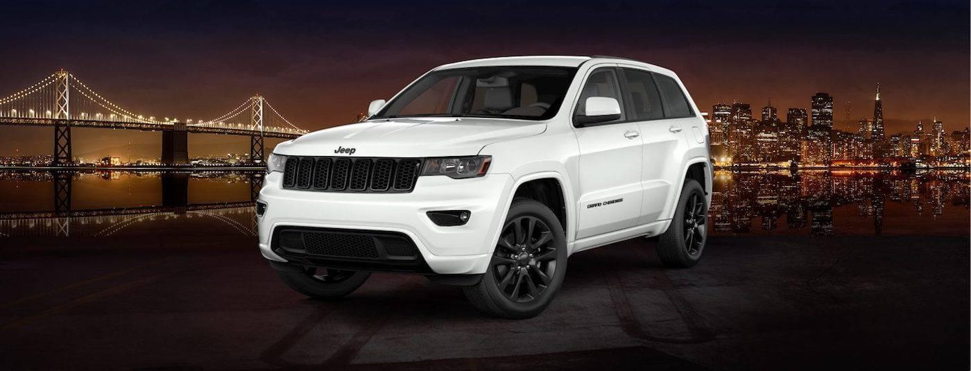 2017 Jeep Grand Cherokee Colorado Springs Co