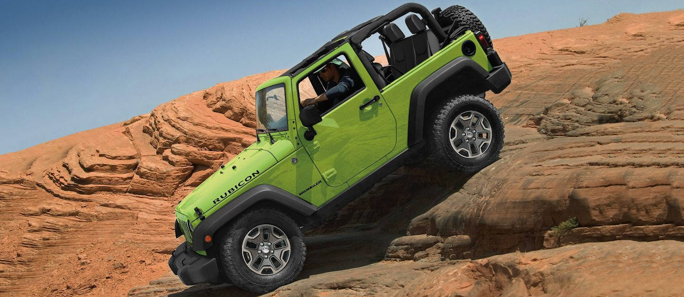 2017 Rubicon Hard Rock Limited Edition