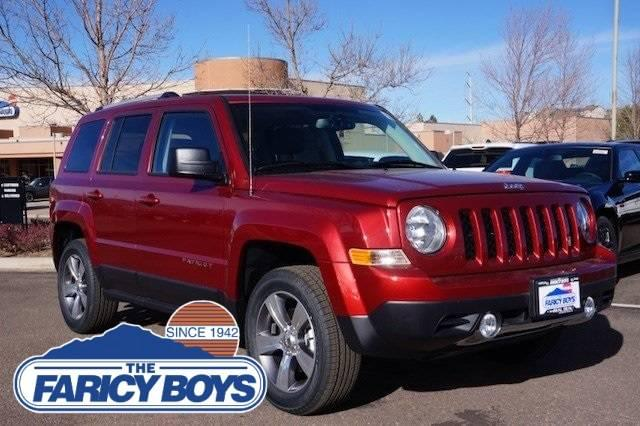 2017 Jeep Patriot High Altitude Lease Special