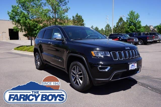 2017 Jeep Grand Cherokee Limited Lease Special