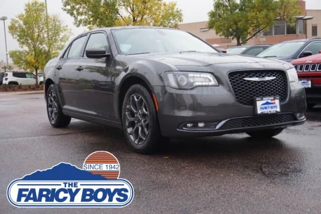 2018 Chrysler 300S AWD Lease Special