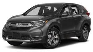 Grey 2017 Honda CR-V
