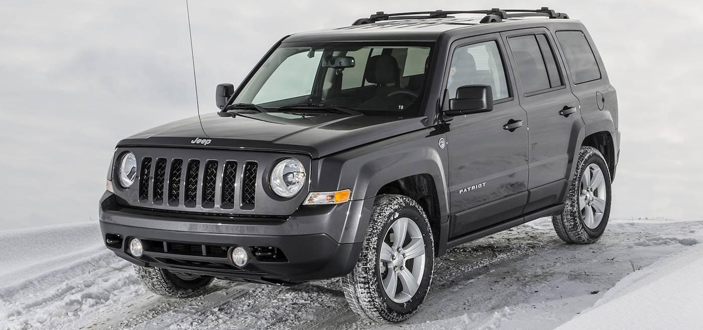 Performance in a 2017 Jeep Patriot
