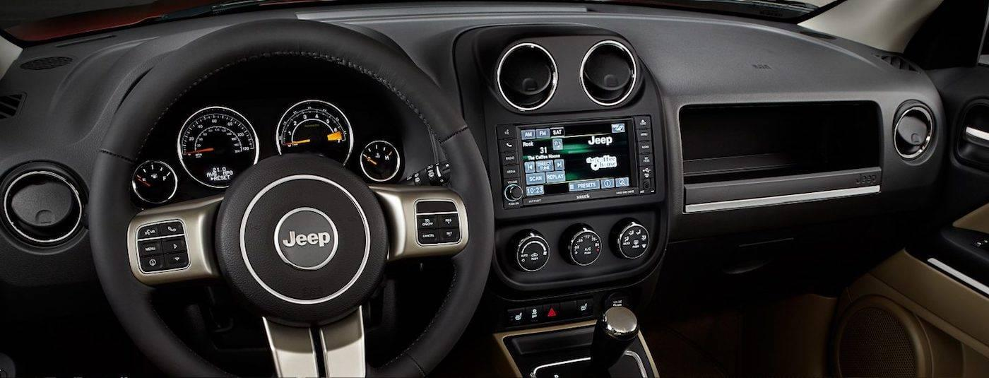 2017 Jeep Patriot Interior Design - Colorado Springs, CO.