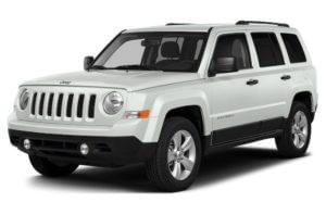 White 2017 Jeep Patriot - Colorado Springs, CO.