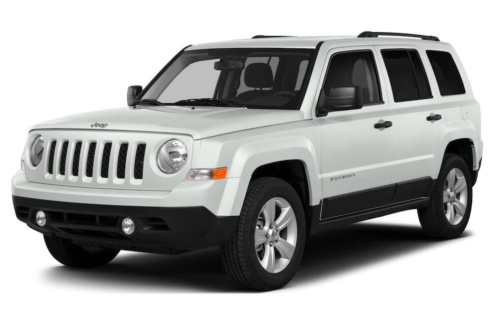 2017 Jeep Patriot Colorado Springs