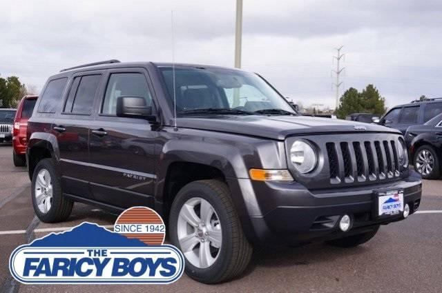 2017 Jeep Patriot Latitude Lease Special