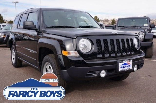 2017 Jeep Patriot Sport Lease Special