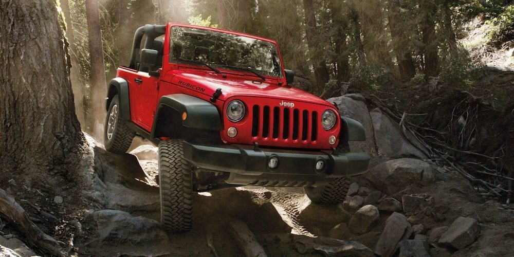 10 Reasons to Buy a Jeep