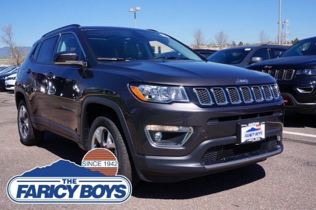 2017 New Jeep Compass Limited Lease Special