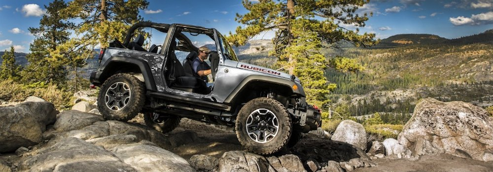 Colorado Springs Jeep