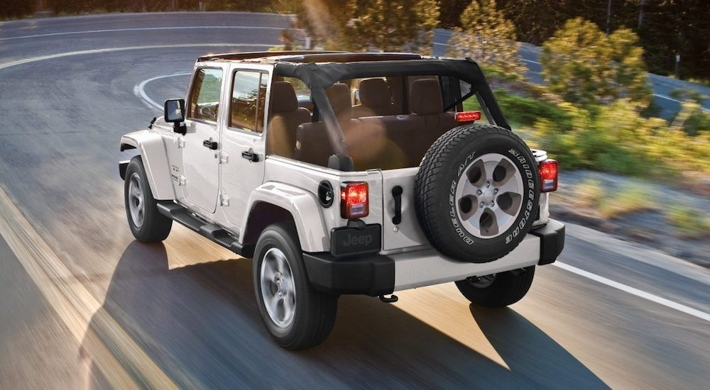 5 Ways To Modify Your Jeep Wrangler Keene Cdjr