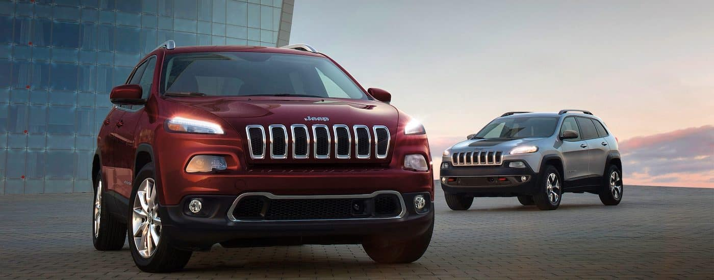 New Jeep Cherokee Design