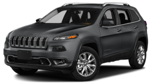 New Grey 2018 Jeep Cherokee in Colorado Springs CO.