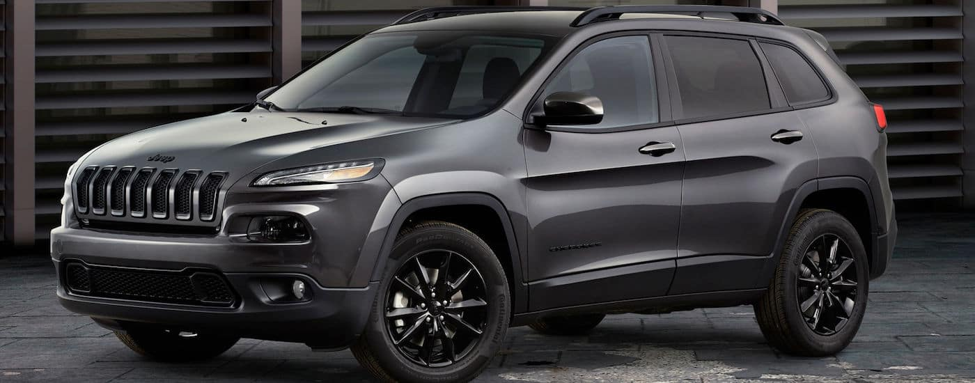 New Jeep Cherokee Safety