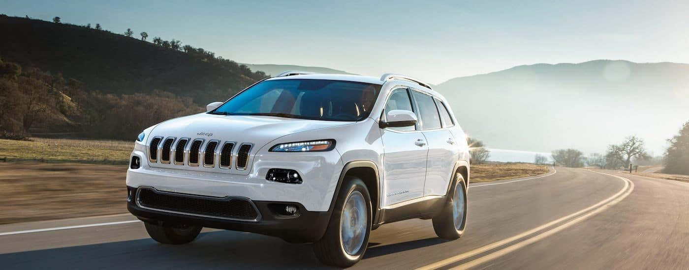 New Jeep Compass Capability