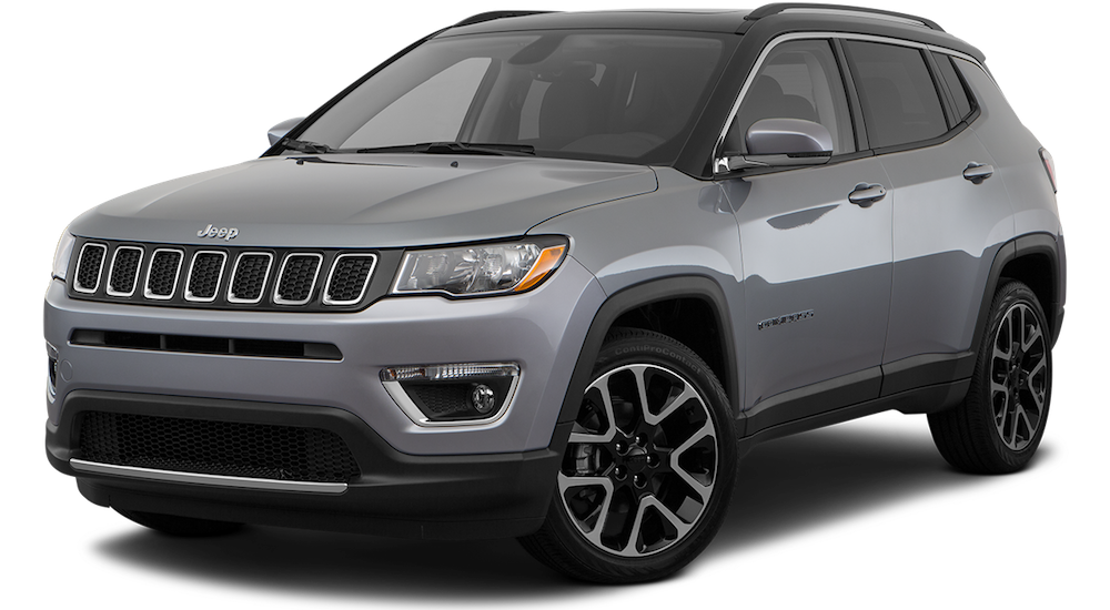 Grey 2018 Jeep Compass